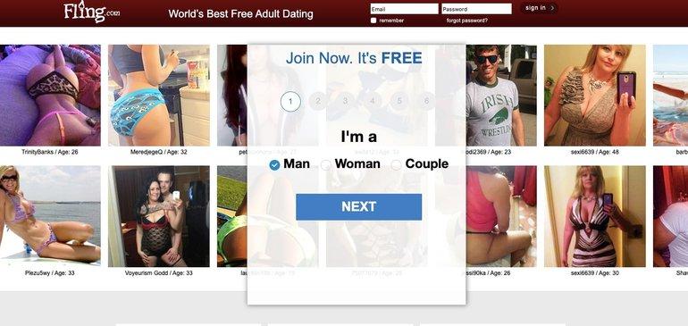 Fling Random Sex Site