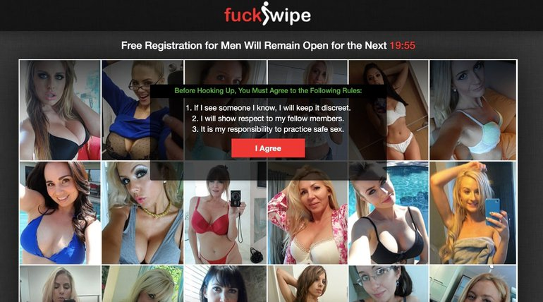 Fuck Swipe Dating Site